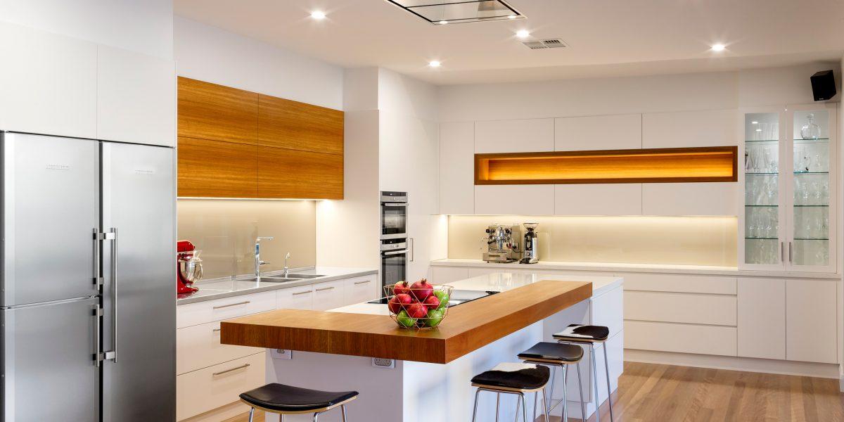 Custom built kitchens, Adelaide